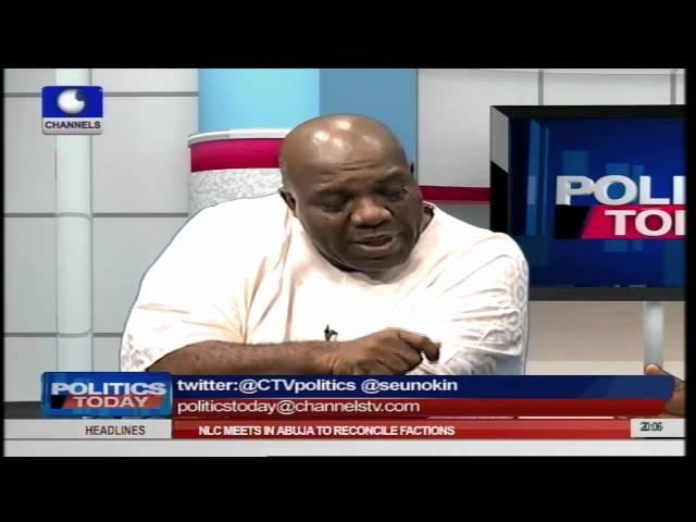 Politics Today: Okupe, Shehu Speak On Ensuring Violence-Free Polls PT1
