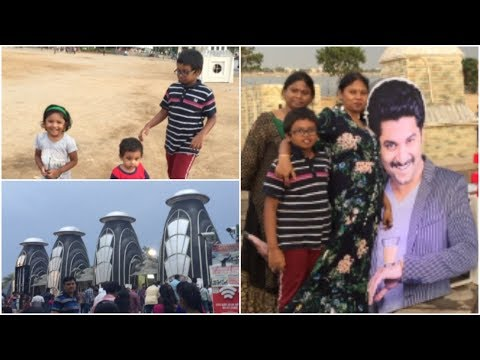 Sunday Evening Vlog with Family ||necklace road ||ntr gardens || sireesha