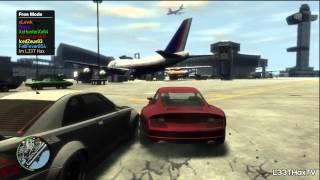 GTA IV: Evade's v3.0 Mod Menu - Original - ISO - Xbox 360