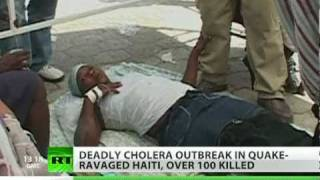 Cholera Kills 142 Threatens Thousands More In Haiti