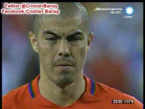 (Relato emocionante) Argentina 0 Chile 0 (2-4) (Radio Cooperativa) Copa America Centenario 2016