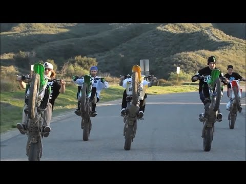 Fmx - Freestyle Motocross Tribute Hd 2014 video