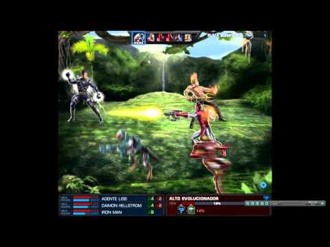 Man� - Marvel Avengers Alliance - Jefe �pico Combatiente