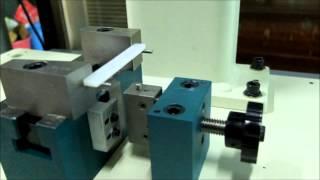 Tinius Olsen IT504 Plastic Impact Tester Part 3.2 Charpy Test
