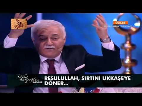 Nihat Hatipoğlu - Peygamber Efendimizin Son Günleri - 26 Temmuz 2013