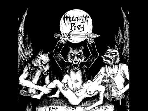 Midnight Prey - Graveyard
