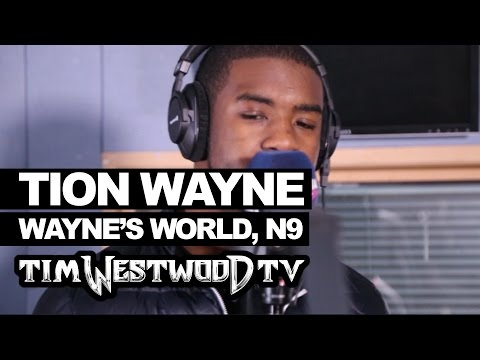 Tion Wayne On Wayne's World, N9, F U
