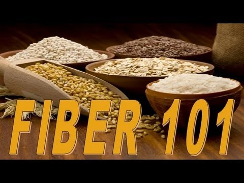FIBER 101: THE IMPORTANCE OF DIETARY FIBER