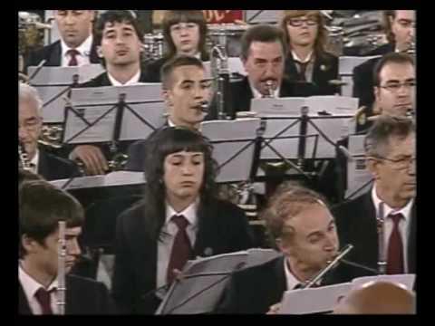 Pinocho I - CIM La Armonica Buñol - El Litro - Ferrer Ferran - Certamen Valencia 08