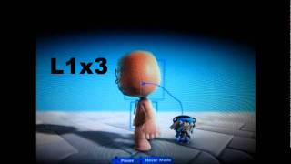 Little Big Planet ps3 hidden controler tips