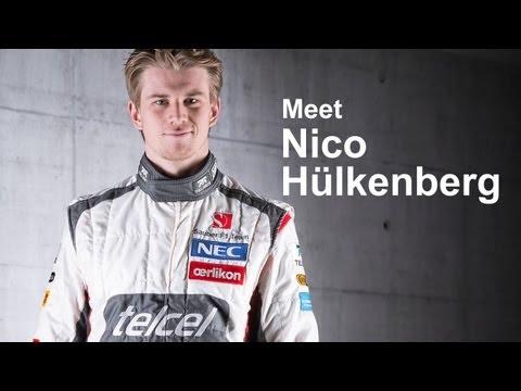 Meet Nico Hülkenberg - Sauber F1 Team