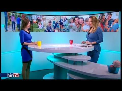 Dúró Dóra a Hír Tv Reggeli járat c. műsorában (2017.12.01)