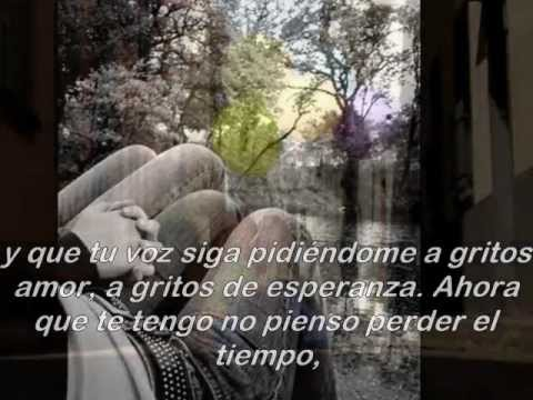 gritos de esperanza alex ubago lyrics:
