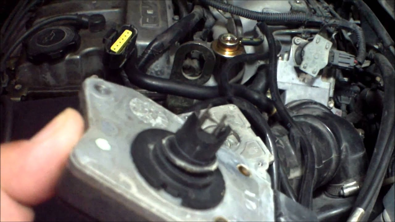 P0171 P0400 P1131 P1130 Maf Sensor 1997 Mazda 626 Youtube