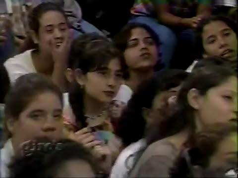Jonathan Montenegro en Giro's TV Sex Symbol,  1996
