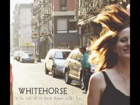 Whitehorse - The Fate Of The World Depends On This Kiss (album)