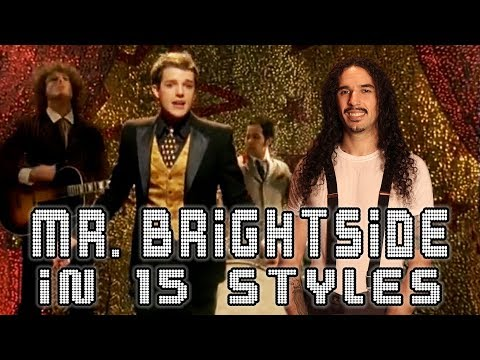The Killers - Mr. Brightside in 15 Styles MP3