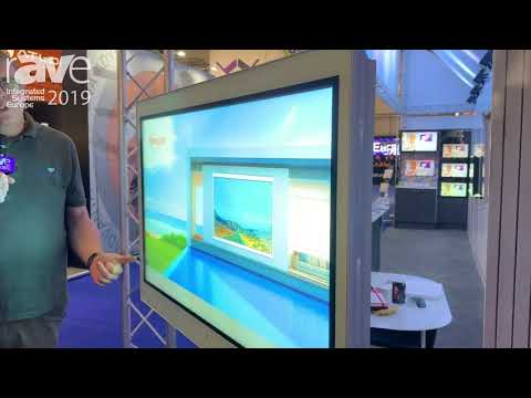 ISE 2019: Aquavision Features the IP66-Certified 4K Horizon Outdoor TV With Automatic Dimming