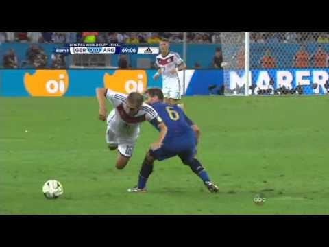 Germany vs Argentina Fifa world cup Final 2014 HD