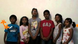 Adivasi Christian Children song