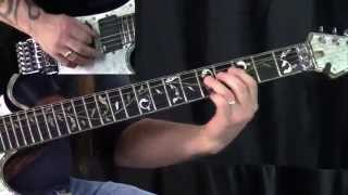 """Learn to Play """"Watching You"""" by KISS (Guitar Lesson)"""