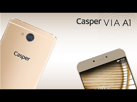 Casper VIA A1 Kutusundan Çıkıyor