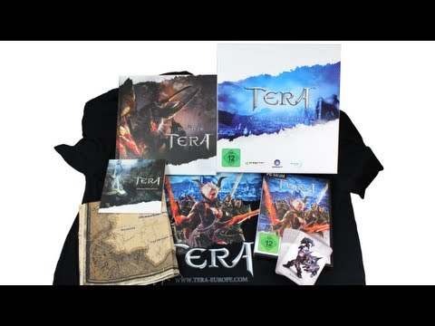 Uffruppe #55 - Unboxing Tera Collectors Edition