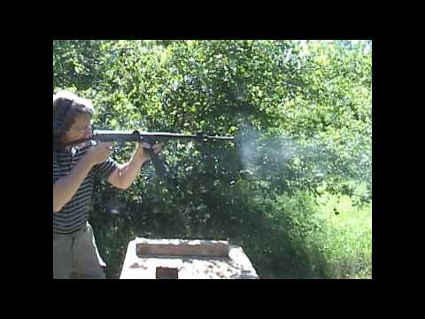 PPS43 9mm carbine reliability demonstration