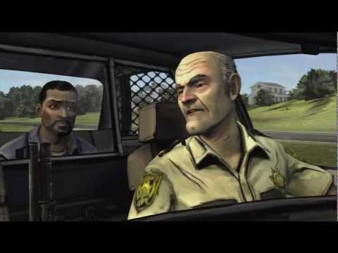 The Walking Dead PS3 Gameplay
