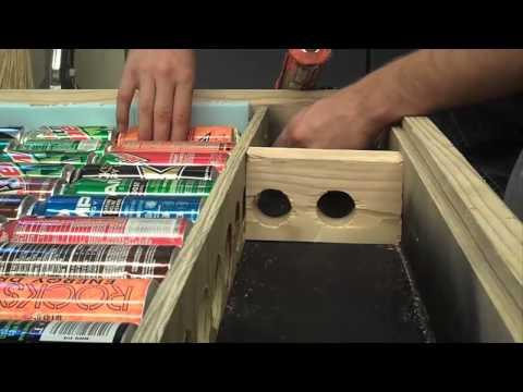 How I made my Pop Can Solar Air Heater