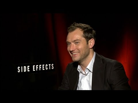 Jude Law - Side Effects Interview HD