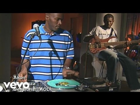 Akon - Bananza (Belly Dancer) (AOL Sessions)