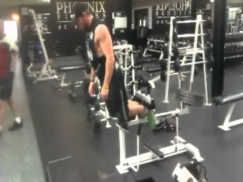 Hamstring Exercise Without Weights Body-weight Reverse Hamstring