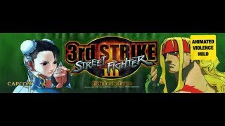 Street Fighter III 3rd Strike: Fight for the Future ARCADE - Shin Akuma (1080p/60fps)