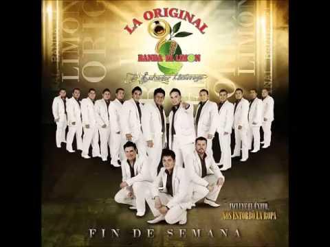 La Original Banda el Limon Ft Rio Roma    Fin De Semana