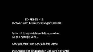 GEZ / Staatsanwaltschaft ermittelt gegen Beitragsservice und Gerichtsvollzieher
