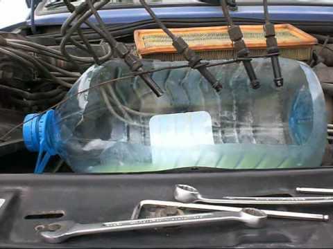 V8 car test injector. 3:18