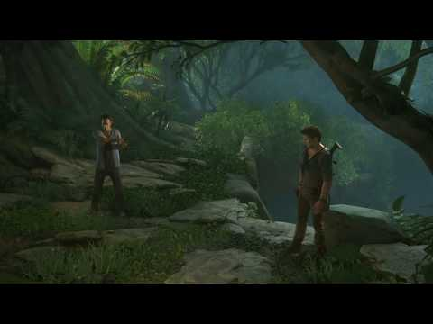 Uncharted 4  A Thief's End™ PS4 Gameplay