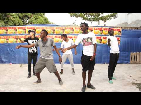 Elite Team x Corn Bread (New Dance 2013) in Kingston Jamaica