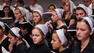 Ты Святой Господь   Youth Choir