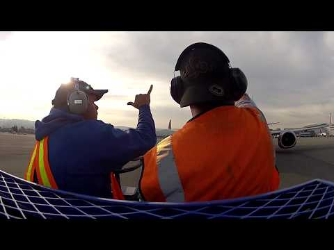 Day in the life of a Southwest ramp agent