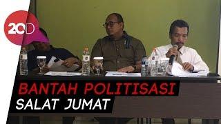 BPN: Prabowo Tak Seperti Jokowi Minta Mundurkan Saf Salat Agar Bisa Difoto