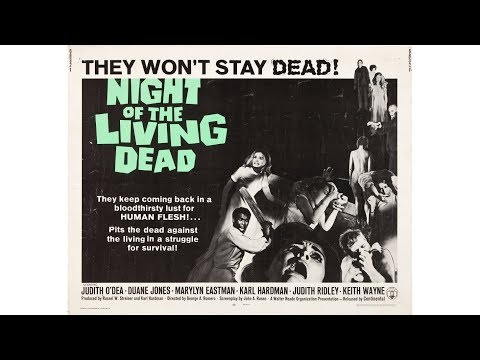 Night of the Living Dead 1968. Espa�ol Latino. Pel�cula Completa