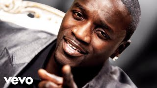 Watch Akon Beautiful video