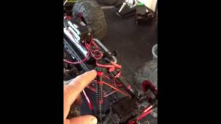 Venom creeper lock rear diff and new updates