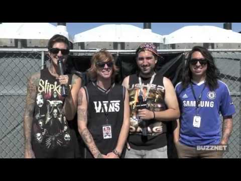 Of Mice & Men funny moments