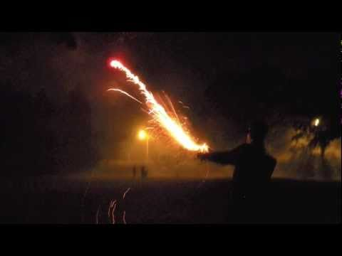 JU!CE-CAM: 4th of July ROMAN CANDLE Battle 2011