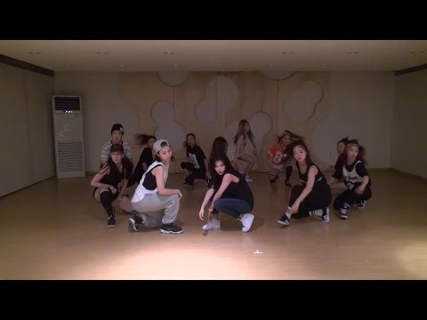 HYUNA - BLACKLIST (Choreography Practice Video)