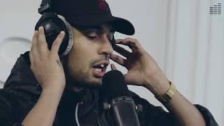 Malcolm B - Ur askan (Live @ East FM)