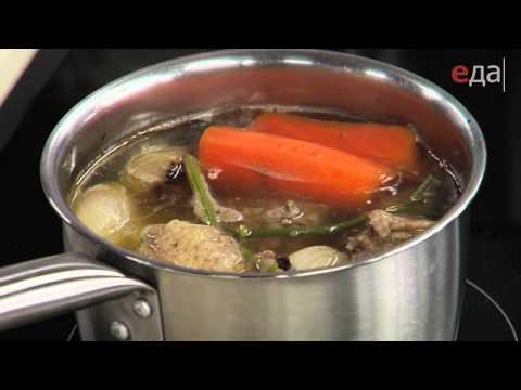 Кухня Франции. Луковый суп